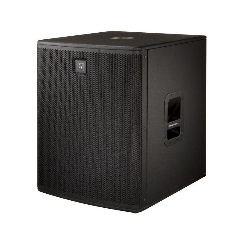 electro voice elx 118 enceinte caisson de basse non amplifi. Black Bedroom Furniture Sets. Home Design Ideas