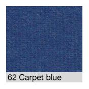 Coton Gratté CARPET BLUE 62 pour habillage scènique