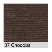 Coton Gratté CHOCOLAT 37 pour habillage scènique