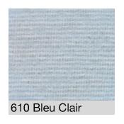 Coton Gratté BLEU CLAIR 610 pour habillage scènique