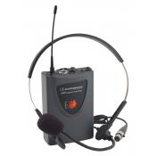 Micro serre tête / émetteur Pocket UHF