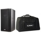 QSC K12 HOUSSE Bundle