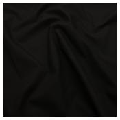 DISTRI SCENES - Coton Gratté NOIR pour habillage scènique