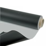 Tapis de danse réversible PVC Noir/Gris Longueur de 10M X 1M50