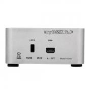 BUNDLE - PACK 2x Enceinte DXR 10 + 2x Cable