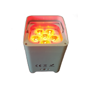 Box LEDs Batterie 6X15W HF WIFI