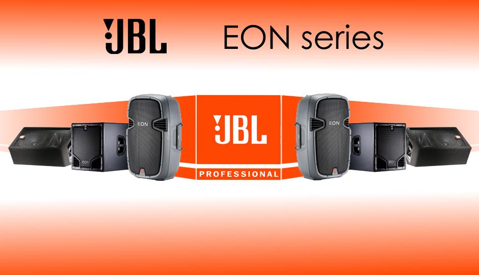 JBL - Enceintes amplifiées, boomer, caisson de basse